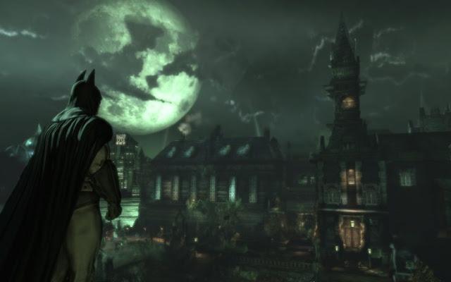 La película de Batman podría desarrollarse en Arkham Asylum