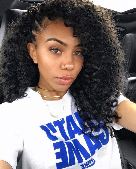 39 Latest Afro Crochet Braids Hairstyles To Copy In 2019 Fashionuki