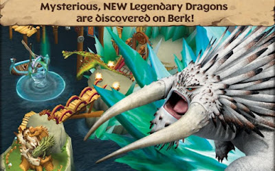 Dragons: Rise of Berk Mod Apk v1.26.4 Update (Free Shopping) Terbaru 2017