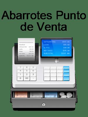 Abarrotes Punto Venta box