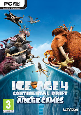 yEkhN Download Free PC Game Ice Age: Continental Drift   Arctic Games Full Version