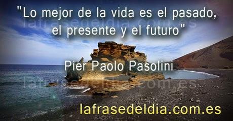 Citas famosas de Pier Paolo Pasolini
