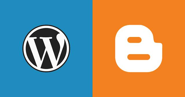 Entre o Blogger e o Wordpress, veja qual plataforma usar