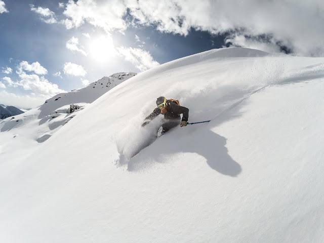 K2 Powder Ski