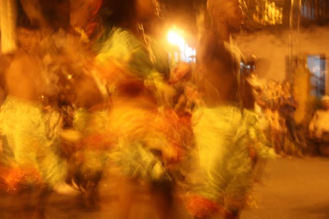 Dança folclórica colombiana