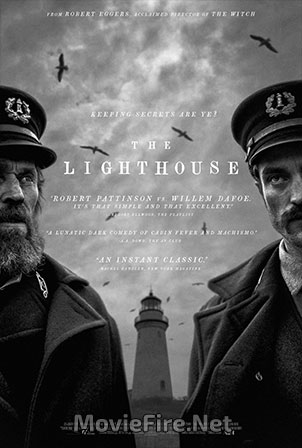 The Lighthouse (2019) (1080p) (MG-MF)