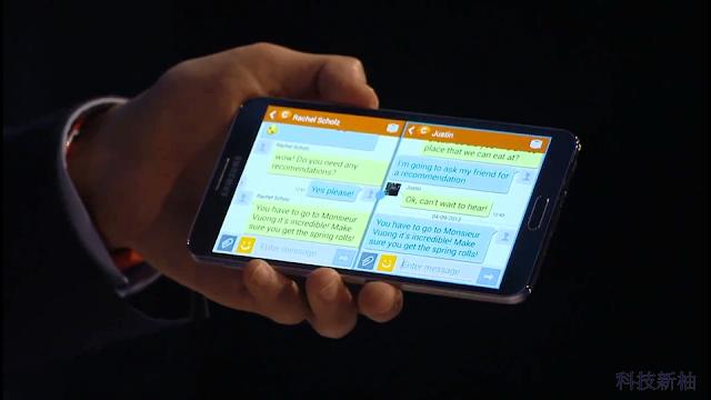 詳盡報導 SAMSUNG Galaxy Note 3、Note 10.1、 Galaxy Gear 發表會內容 Galaxy+Note+App++-30