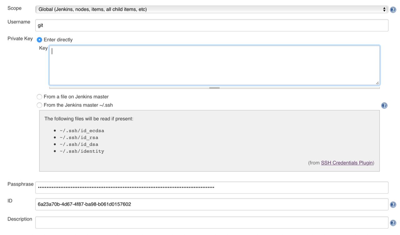 A Portal to a Portal: Jenkins to Git - SSH says