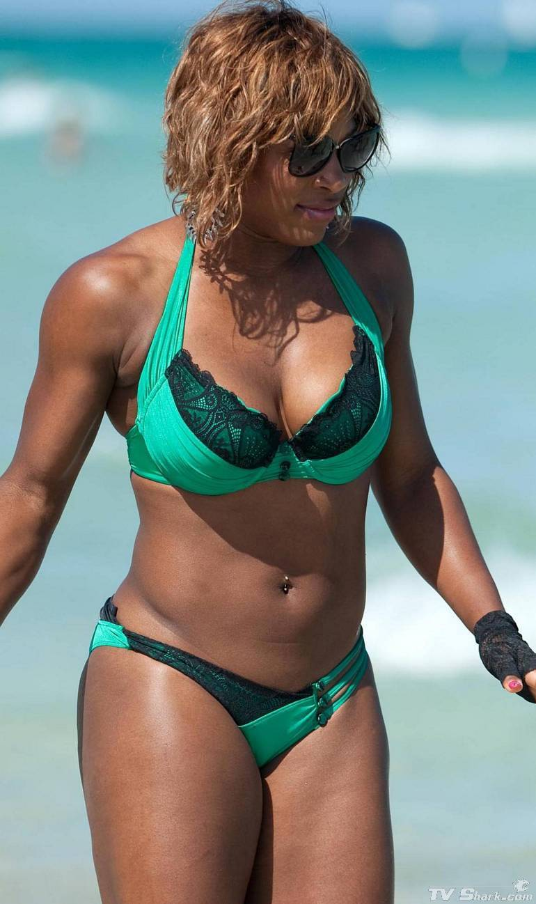 from Jamarion serena williams hot sex