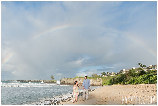 Maui Honeymoon Portrait Photographer