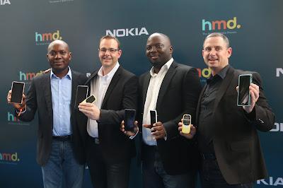 nokia 5 and nokia 6 in Nigeria