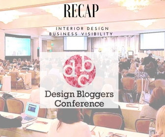 Design Biz What We Learned While At The Design Bloggers Conference, Interior  Design Business,