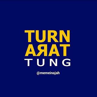 Plesetan Meme Turn Back Crime KW