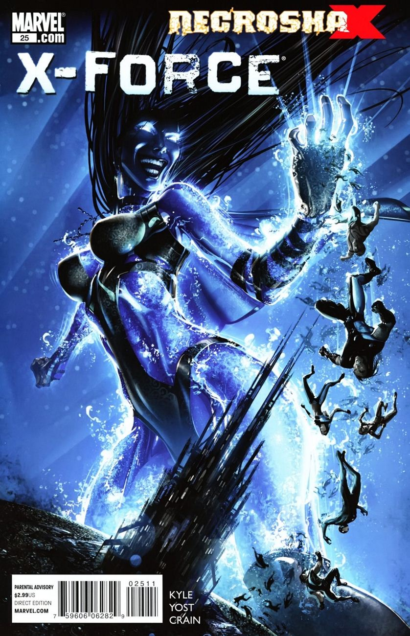 X-Men Necrosha chap 13 trang 1