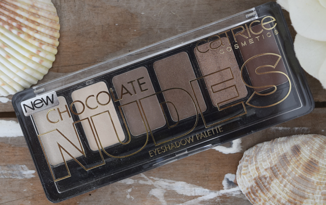 chocolates Nudes palette catrice