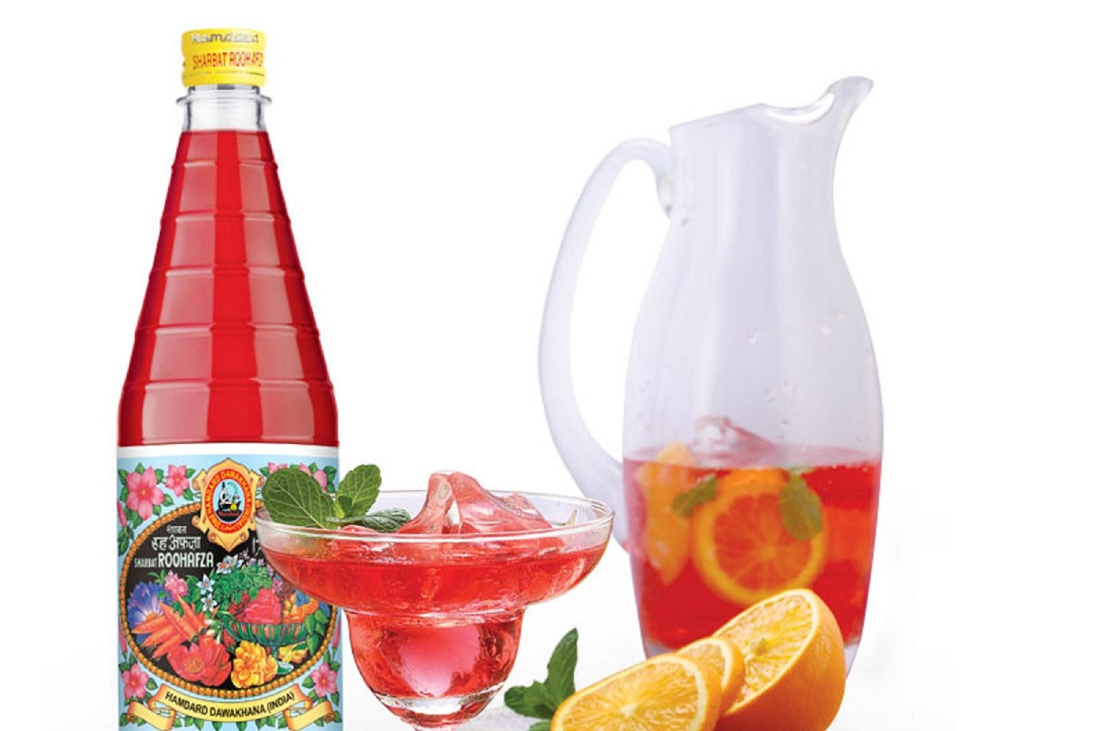 Rooh Afza Traditional Ramadan Food