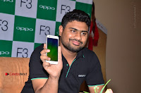 Bollywood Actress Adah Sharma Pos in White Printed Short Dress at OPPO F3 Plus Selfie Expert Mobile Launch .COM 0097.jpg