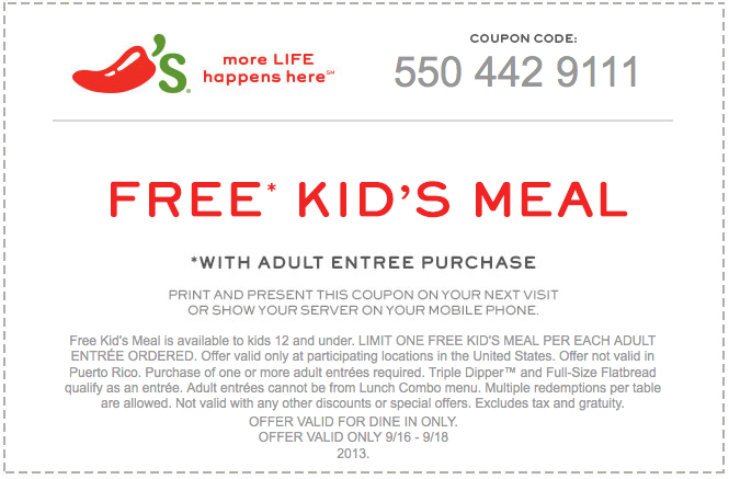graphic relating to Chilis Printable Coupon referred to as Chilis discount codes absolutely free queso april 2018 / Crocs canada discount codes 2018