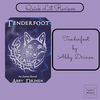 Tenderfoot by Abby Drinen a quick lit review on Reading List