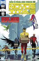 DC Renascimento: Novos Titãs #17