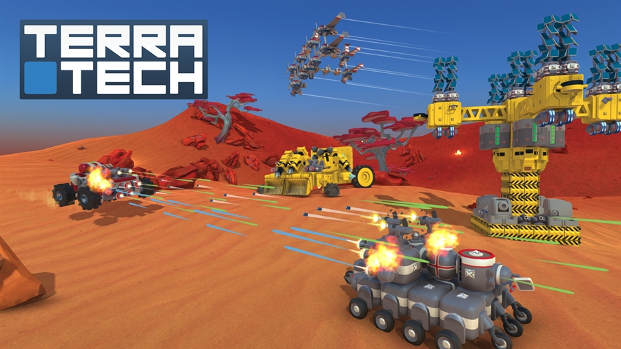 TerraTech PC Game Free Download Poster