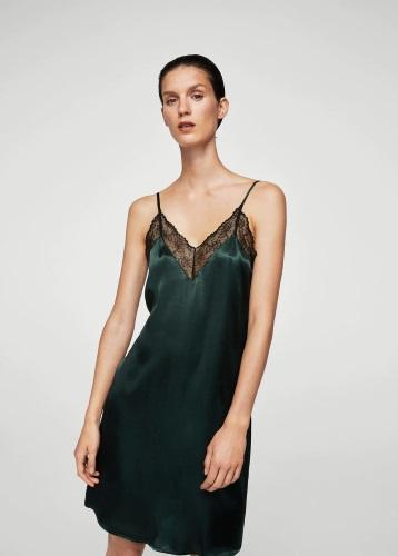 Mango Las Para Moda Me Enamora La Navideñas Fiestas De Vestidos XUpCqw
