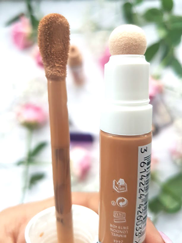 rimmel london lasting finish foundation and concealer
