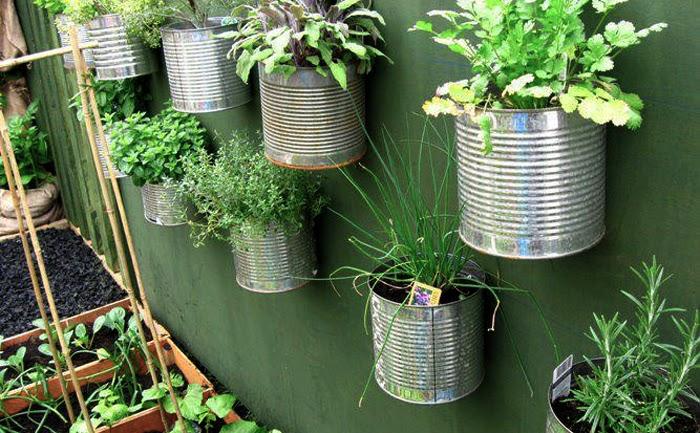 Eco - risparmiamoci!: Risparmiare coltivando l\'orto sul balcone ...