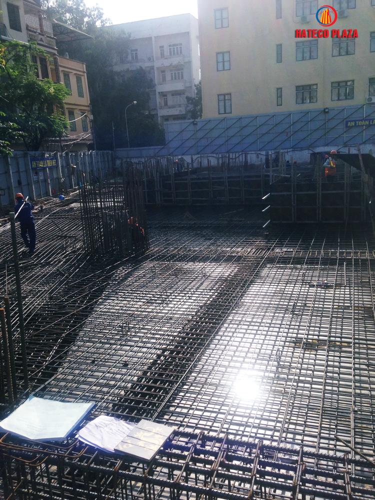 Tiến độ dự án 4A Huỳnh Thúc Kháng