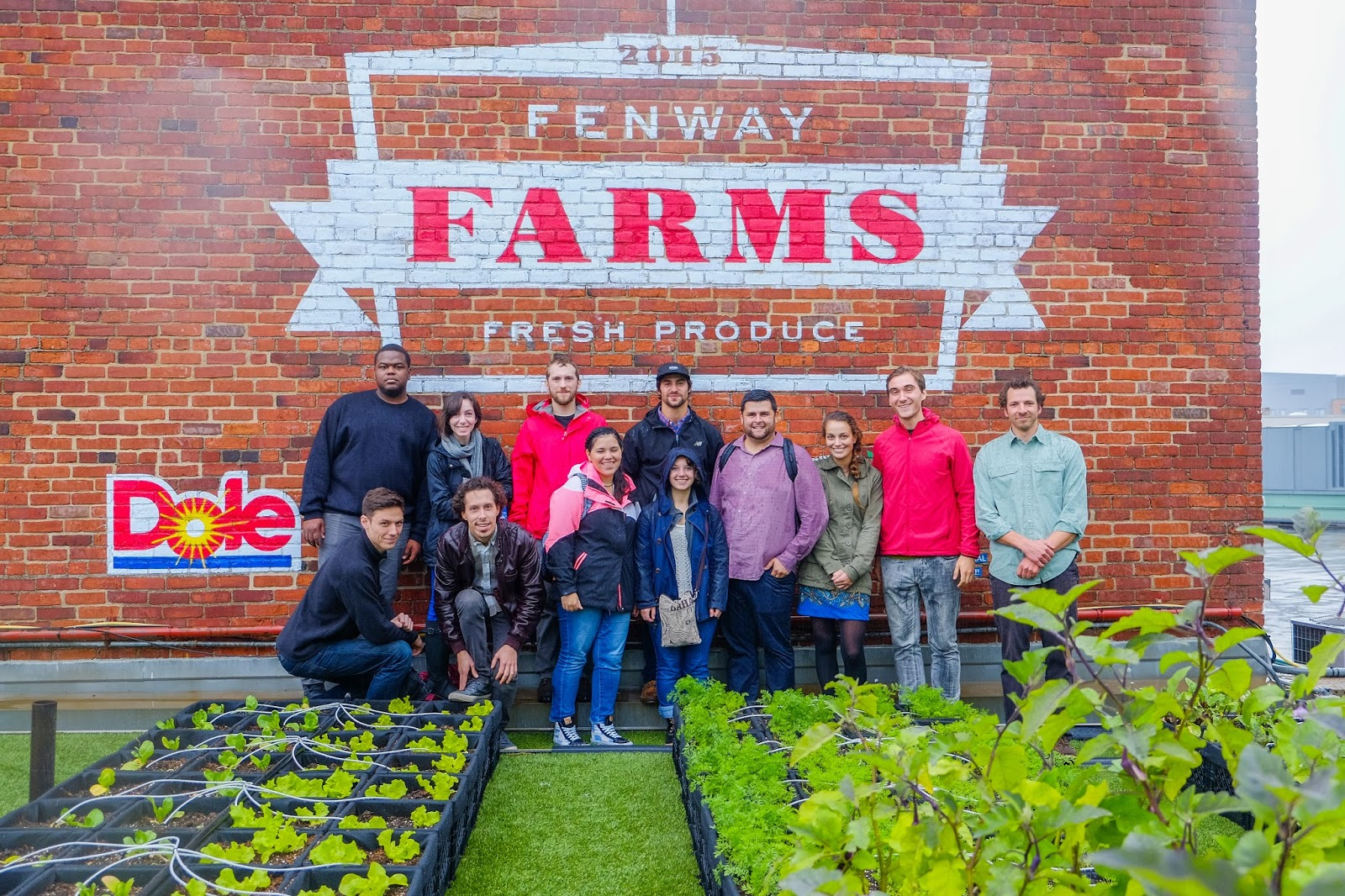 Fenway Farms Bac Students Experience Urban Agriculture