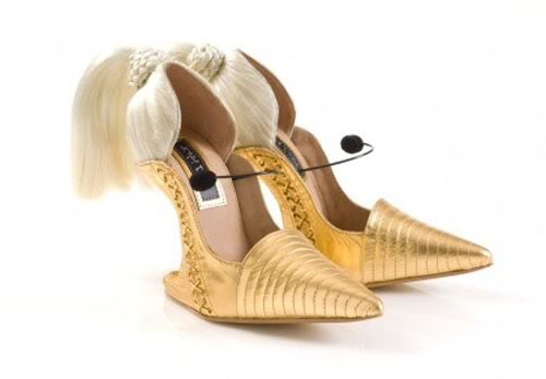Image result for Sepatu Blonde Ambition