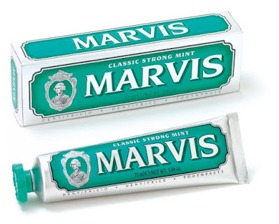 Marvis Classic Strong Mint Diş Macunu 75ml