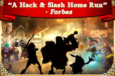 game hack and slash arcane legends