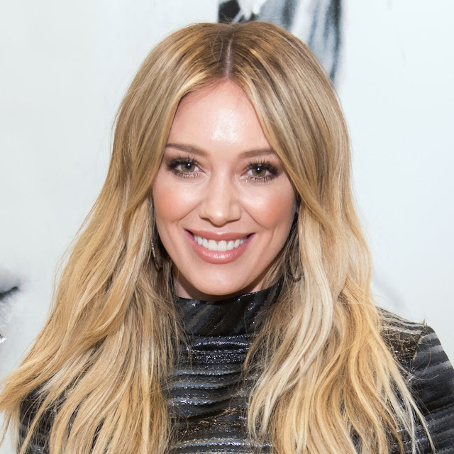 Hilary Duff Flashes 'Sparkly' Ring on Left Finger That Has Her 'Smiling Today'