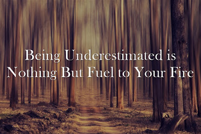 Feeling Underestimated?