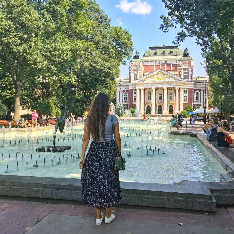 Fotospots in Sofia