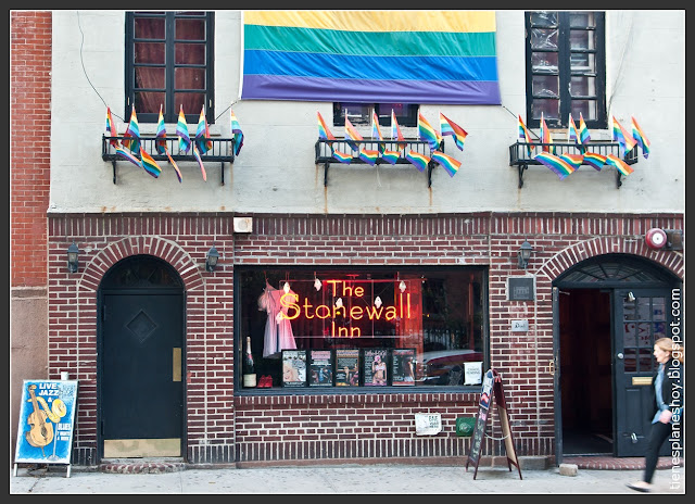 The Stonewall Inn Greenwich Village