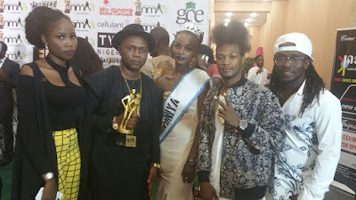 Northern Musician 'Dan Hausawa' Bags Nigerian Icon Awards (See Details)