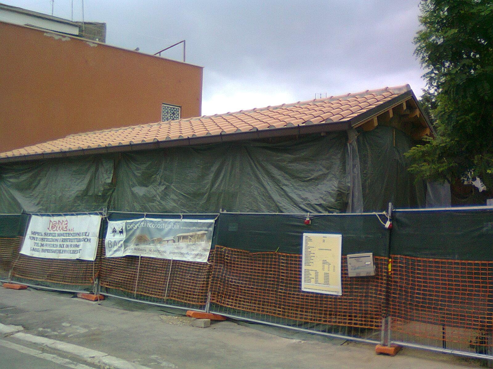 La Casa di Paglia sorge per iniziativa degli architetti di architettura di  Bag Officinamobile diretti dall arch. Paolo Robazza. 2babb46a686e
