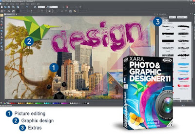 Xara Photo & Graphic Designer 11