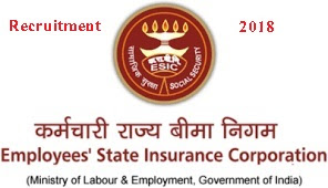 Employees State Insurance Corporation Recruitment-IMO post