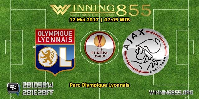 Prediksi Skor Lyon vs Ajax 12 Mei 2017