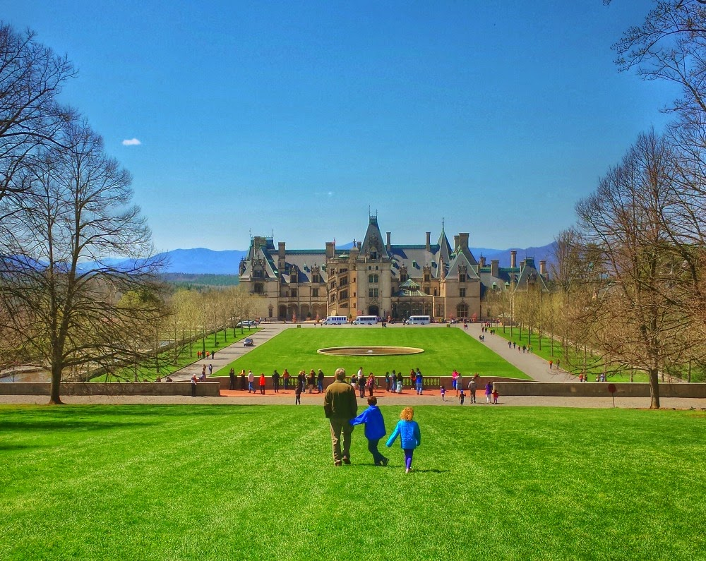 The Biltmore Estate. Tips to your weekend getaway. Where do you stay?