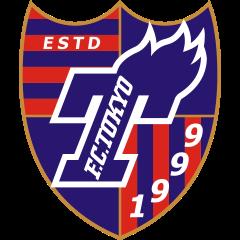 Logo Klub Sepakbola FC Tokyo PNG
