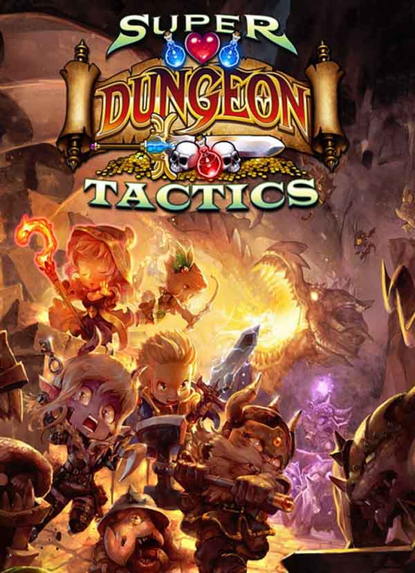Super Dungeon Tactics Download Cover Free Game