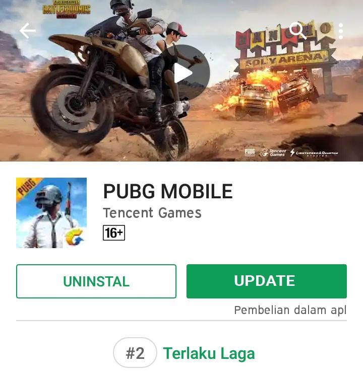 Hasil gambar untuk update game pubg mobile terbaru
