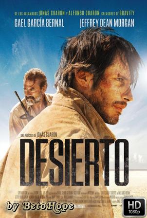 Desierto [2015] [Latino] HD 1080P [Google Drive] GloboTV