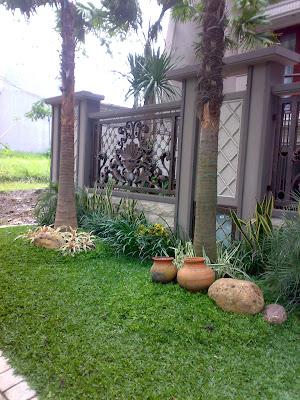 taman minimalis luar pagar | www.jasataman.co.id
