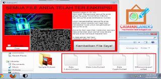 Cara Ampuh Membuka file yang di enkripsi (dikunci) oleh Virus Ransomware | Work 100%