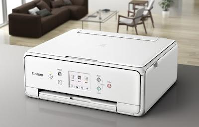 Download Canon Pixma TS6052 Driver Printer